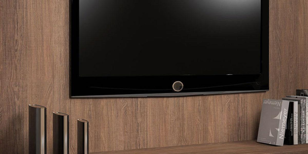 rack sala tv decoração