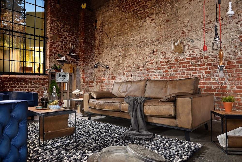 decoração industrial casa ideias fotos