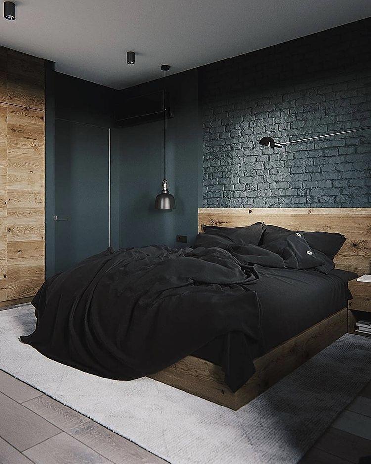 roupa de cama escura